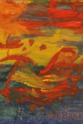 La peinture abstraite : mon acte de contrition