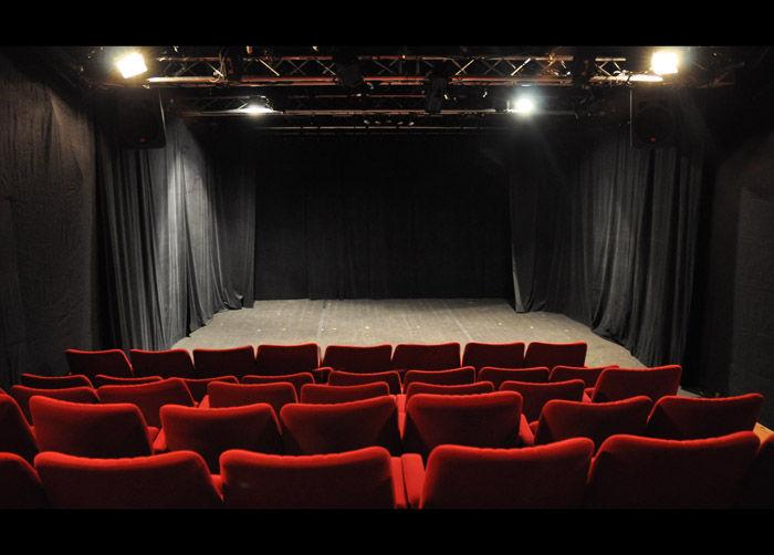 scène théâtre
