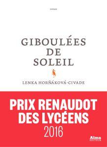 «Giboulées de Soleil», par Lenka Hornakova Civade (éditions Alma)