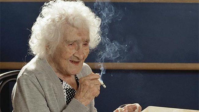 L'arthrite à 100 ans ?